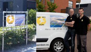 Johan van Kammen | Noordzon | zonnepanelen installeren